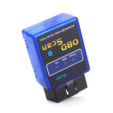 ELM327 Scan V2.1 Advanced OBD2 Bluetooth Works Android Vehicle Detector Diagnostic Instrument Scan Car Diagnostic Tool