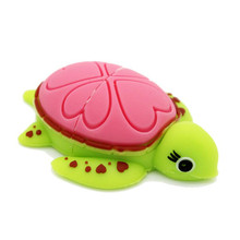 Animal USB Flash Drive cartoon Tortoise Turtle pen drive 32GB Sea turtle usb stick pendrive 4GB 8GB 16GB Lovely Free shipping(China)