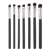 Excellent Quality New 7PCS Cosmetic Makeup Brush Makeup Brush Eyeshadow Brush pincel para maquiagem Anne