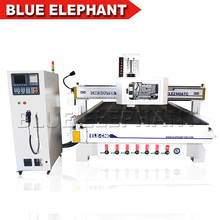 Blue Elephant 2140 Auto Tool Changer machine, Becker vacuum pump for atc cnc router machine vacuum table(China)