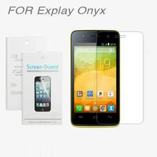 For Explay Onyx,3pcs/lot High Clear LCD Screen Protector Film Screen Protective Film Screen Guard For Explay Onyx(China)