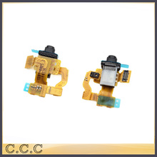 Original for For Sony Xperia Z3 compact mini M55w D5803 D5833 earphone headphone jack audio flex cable