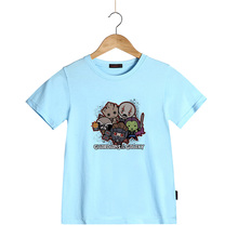 Kids Brand Clothing Guardians of the Galaxy Printed T-Shirts Boys Girls Summer Cotton T shirt Tee Tops Clothing For Kids