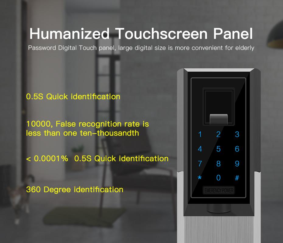 Fingerprint Door Lock (10)