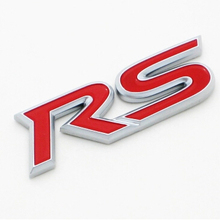 Car Styling Metal Grille Emblem Badge Sticker For Acura RLX CL EL CSX ILX MDX NSX RDX RL SLX TL TSX Vigor ZDX(China)