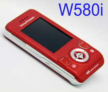 W580 Original Sony Ericsson W580i Mobile Phone Slider Walkman 2G GSM Unlocked Cellphone(China)
