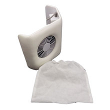 5Pcs Dust Collecting Suction Bags for Nail Suction Collector Salon Tool for Replacement(China)