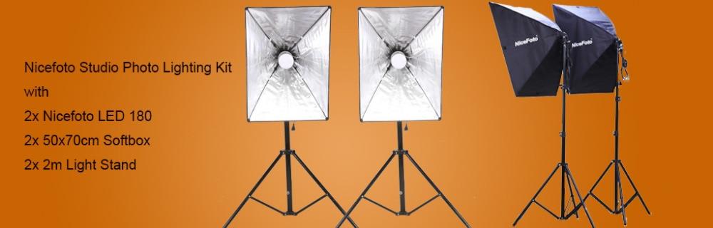 studio photo lighting kit
