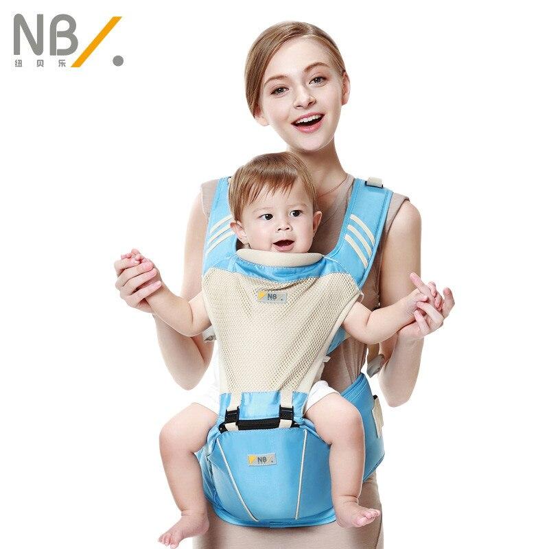 NewBealer Summer Special Style Baby Infant  Multi-function Adjustable Belt Shoulders Straps Kids Breathable Waist Stool<br><br>Aliexpress