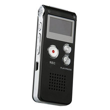 Marsnaska Hot Sale digital voice recorder 8GB Mini USB Flash Digital Audio Voice Recording 650Hr Dictaphone for WAV MP3 Player(China)