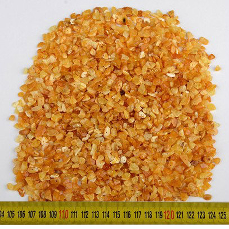 chips amber beads (2)