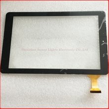 10.1 inch Black Touch Screen OEM Compatible with RCA 10 Viking Pro RCT6303W87D for Tablet PC Digitizer Glass Sensor Replacement