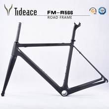 2017 Super light weight only 805g carbon road bike frame full carbon bicycle frameset cycling frames for 27.2 seatpost QR130*9mm