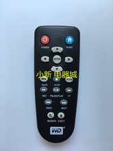 WD00AVN for WD DVD TV Live Plus HD Media Player Remote control(China)