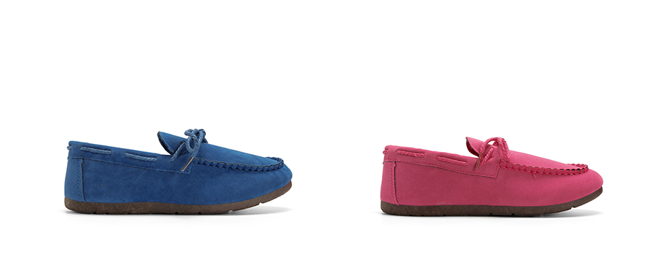 Moccasin womens four colors autumn soft brand top quality fashion suede casual loafers #WX810401 78 Online shopping Bangladesh
