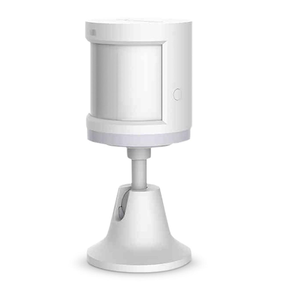 Original Xiaomi Aqara Smart Home Human Body Sensor ZigBee Holder Home 7m Detection Distance Motion Sensor Wireless Mihome App 6