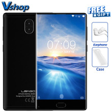 Original LEAGOO KIICAA MIX 4G Mobile Phones Android 7.0 3GB+32GB Octa Core Smartphone 5.5 inch Full Screen Dual SIM Cell Phone(China)