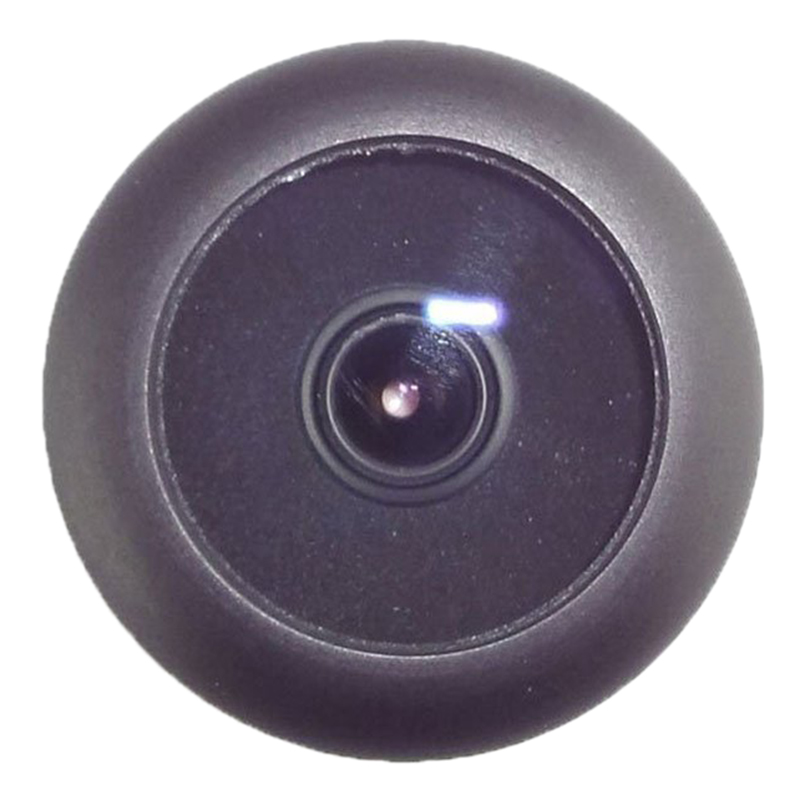 MOOL DSC Technology 1/3inch 1.8mm 170 Degree Wide Angle Black CCTV Lens for CCD Security Box Camera