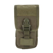 Outdoor Tactical Military Camo Belt Pouch Bag Pack Phone Bags Molle Pouch Belt Camp Pocket Waist Fanny Bag