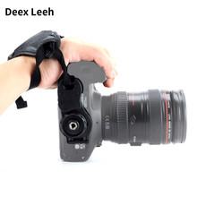 Digital Camera Strap Hand Wrist for  Canon Nikon Sport Camera Stablizer Cord Rope for Film SLR DSLR RF Strip Belt Accessories