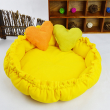Pet Cat Dog Bed Small Dog Puppy Kennel Sofa Pet Mat Pumpkin House Cat Sleeping Bag Portable Pet Beds Cushion Sofa Couch