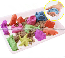 100g/bag Outer Space Color Sand Educational DIY Indoor Magic Play Sand Kids Toys 77716186