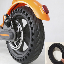 Buy Shock Absorber Porous Damping Tyres Wheels Xiaomi Mijia M365 Scooter Skateboard Solid Hole Tires Avoid Non-Pneumatic Tyre for $24.45 in AliExpress store
