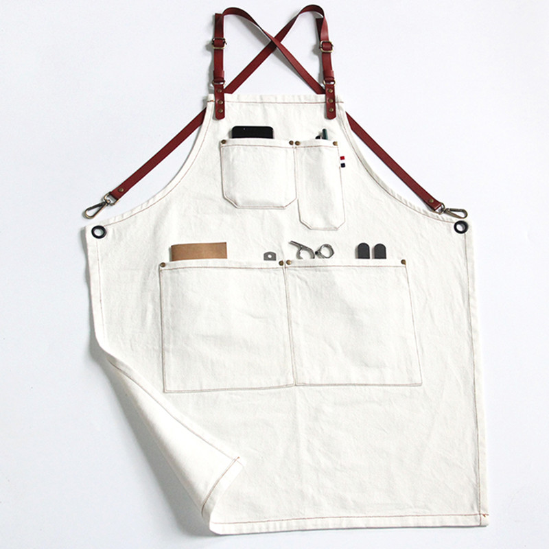 Cotton Apron K57-5