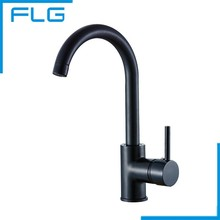 European Black Kitchen Faucet Bibcock Sink Laundry Oil Rubbed Bronze Mixer Sink Water Tap Torneira Cozinha(China)