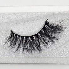 Visofree eyelashes 3D mink eyelashes long lasting mink lashes natural dramatic volume eyelashes extension false eyelashes A21(China)