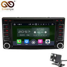 "Octa Core 32GB ROM 2 Din 6.2"" Android 6.0 PC Car DVD GPS For Subaru Forester Impreza 2008-2011 4G TV Bluetooth RDS Radio(China)"