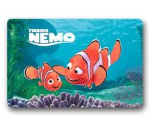 Custom Machine-Washable Cartoon Finding Nemo Door Mat Indoor/Outdoor Decor 40x60cm Rug Doormat Room Decoration