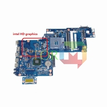 for toshiba satellite L870 C870 L875 laptop motherboard 17.3'' H000043480  HM76 HD4000 DDR3
