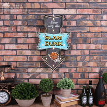 American Style Retro Neon Sign Metal Led Light Sign Bar Club Wall Decorations