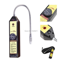 me019 Freon CFC HFC Halogen Refrigerant Gas Leak Detector WJL-6000 R0.5oz. 16g/yr Max Sensitivity detect gas FREE SHIPPING(China)