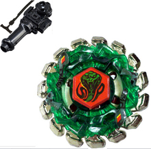 4D hot sale beyblade Serpent SW145SD BB-69 Metal Fusion 4D Box Set Beyblade 2 Launchers beyblade-launchers peonza juguete hell k