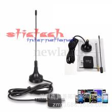 by dhl or ems 10 sets DVB-T2 Receptor Micro USB Tuner Mobile TV Receiver Stick For Android Tablet Pad 2016 Top Quality