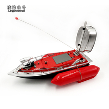 3 Colors Mini RC Fishing Adventure Lure Bait Boat T10-B mini rc fishing bait boat RC Wireless Fishing Lure Bait Boat(China)