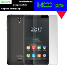Luxury Oukitel K4000 Pro glass tempered Film Screen Protector 9H Explosion Proof Scren For Oukitel K4000 Pro Mobile Phone