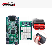 CDP TCS V3.0 Green board CDP Pro Plus Bluetooth 2015.3 with keygen for CAR/TRUCK OBDII OBD2 Diagnostic Tool as Multidiag pro mvd