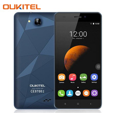 Official Oukitel C3 Smartphone Android 6.0 MTK6580 Quad Core 3G WCDMA 1.3Ghz 5MP Camera 1G+8G 3D Diamond Design Cellphone