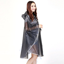 Hot Sale Raincoat Poncho Plastic Jacket Rain Cape Waterproof Poncho Rain Single Person Rainwear Coat Capa de Chuva(China)