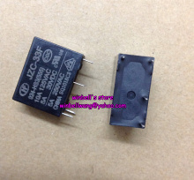10pcs!! HF33F-24V-HS JZC-33F-024-HS3 4pins normally open relay  5A 250VAC new , in stock ~