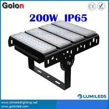 Warehouse led light 200W waterproof white 5000K supermarket lamp 120v 230v 277v led replacements of 400W HPS MHD DHL Fedex free