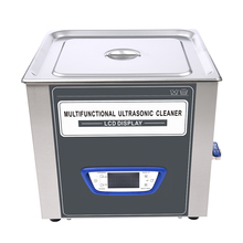 GENENG 15L Ultrasonic Cleaner Power Adjustment Timer Heat Sweep Frequency degassing Cleaning Machine(China)