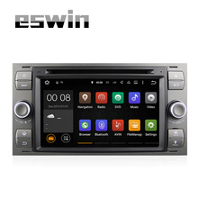 2 Din 7 Inch In Dash Android Car DVD Player For Ford/Mondeo/Focus/Transit/C-MAX With Quad Core Wifi GPS Navigation Radio FM