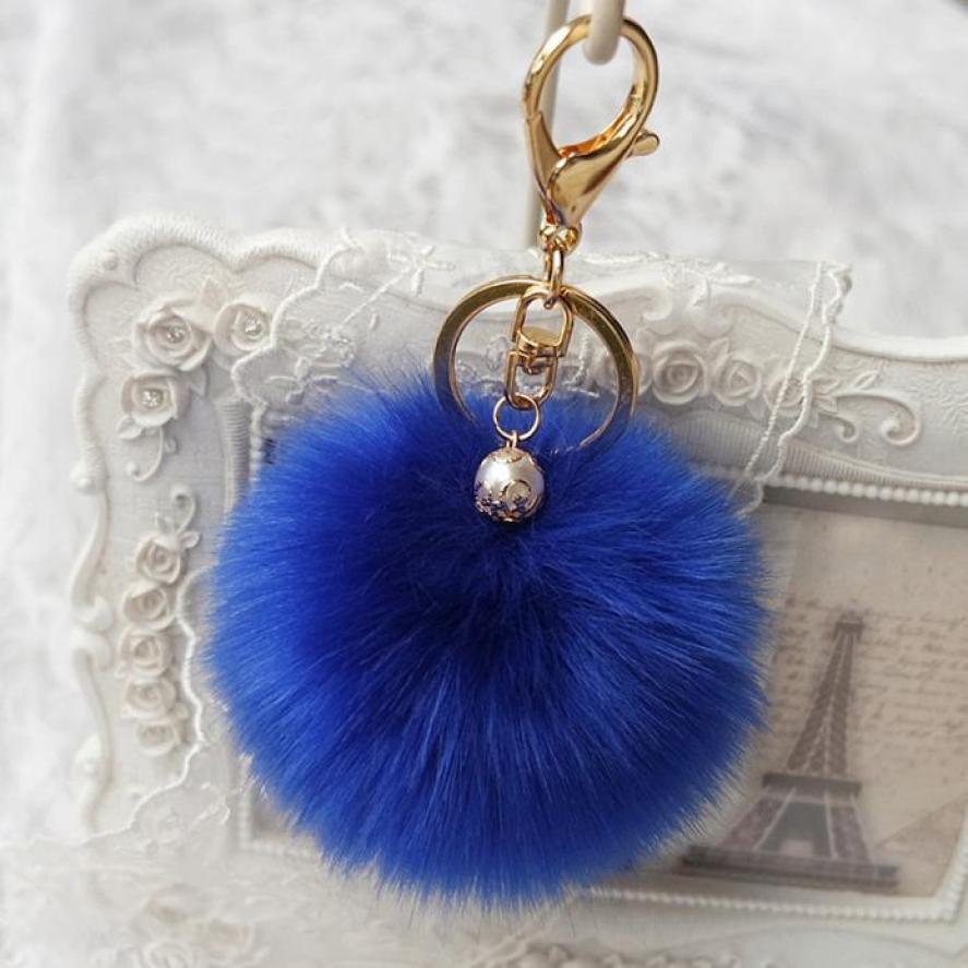 Naivety New 1PC Cute Artificial Rabbit Fur Plush Ball Pendant Accessory For Bag JUN10U drop shipping<br><br>Aliexpress