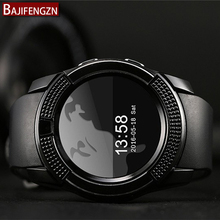 New Q9 Bluetooth smart watch round touch screen life waterproof sports smartWatch for Apple Huawei Android phone PK Q18 Z60