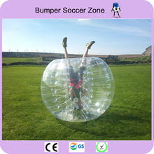 Free Shipping Amazing 1.5m Inflatable Human Hamster Ball Inflatable Bumper Ball Bubble Football Bubble Ball Soccer Zorb Ball