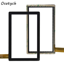10pcs/lot New 7'' inch Capacitive Touch Screen for Allwinner A13 A23 Q8 Q88 Tablet PC Digitizer Panel Free shipping